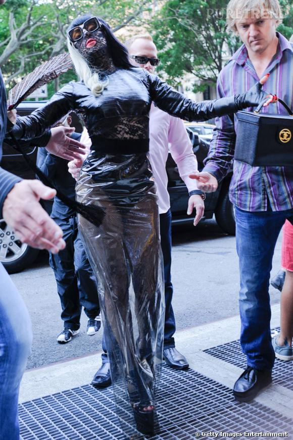 À la poubelle, Lady Gaga !