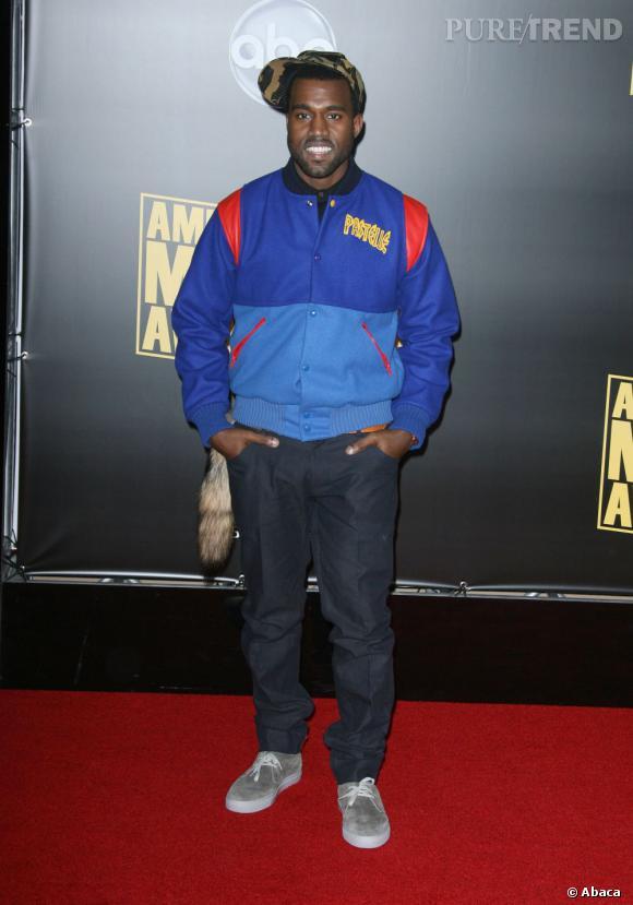 Kanye West ou Steve Urkel ?