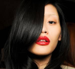 Cinq lipsticks pour une bouche rouge