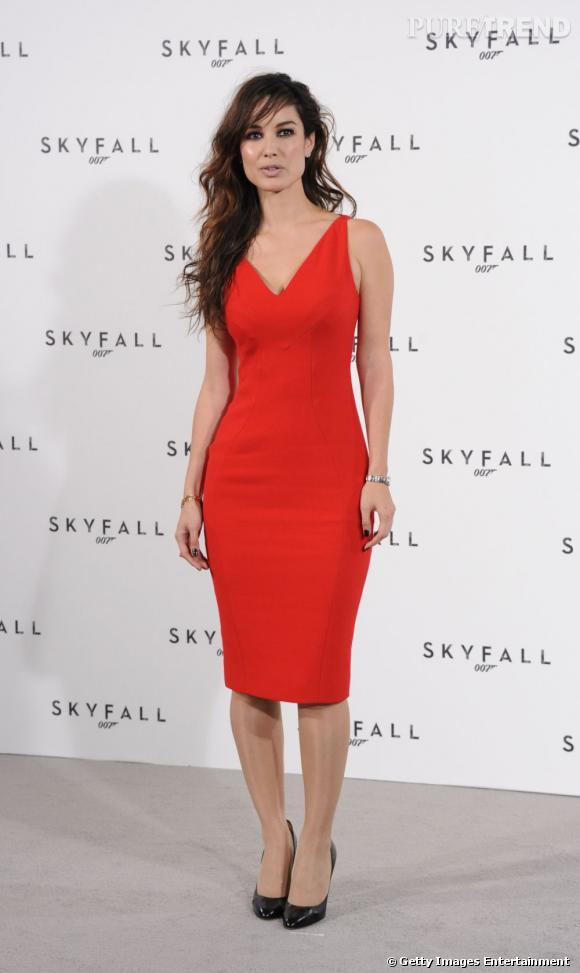 Bérénice Marlohe, la prochaine James Bond Girl est une Française.