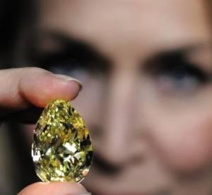 Sotherby's met aux enchères l'un des plus gros diamants au monde