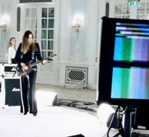 "Le making-of du shooting et du clip ""Girl Panic !""."