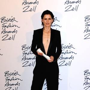 """Stella Tennant élue """"Mannequin de l'année""""."""