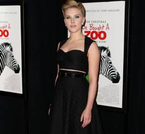 Scarlett Johansson l'esprit retro