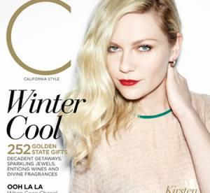 Kirsten Dunst, beaute glaciale