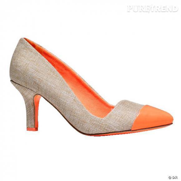 Escarpins H&M         Prix : 49,95 €