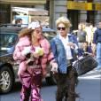 "Edina ""Eddy"" Monsoon et sa meilleure amie Patsy Stone, copines de bourre"