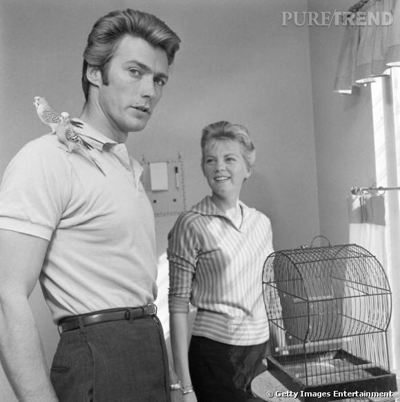 La première femme de Clint Eastwood c'est elle, Maggie Johnson qu'il épouse 6 mois après leur rencontre en 1953 et avec qui il a eu 2 enfants.