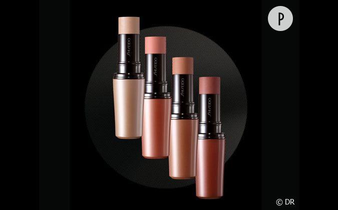 le blush d tail bonne mine de notre maquillage stick relief shiseido 34 60. Black Bedroom Furniture Sets. Home Design Ideas