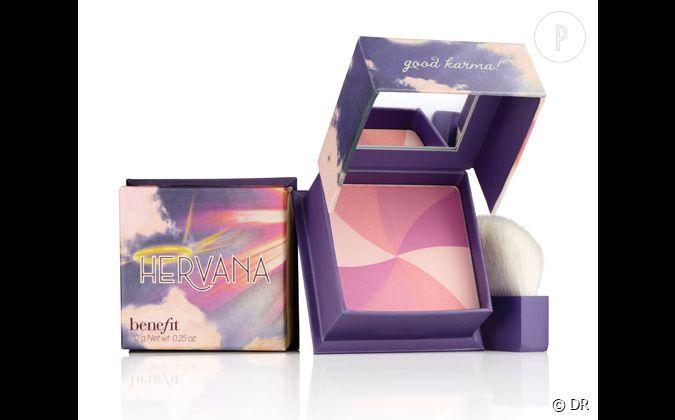 le blush d tail bonne mine de notre maquillage poudre blush hervana benefit 32. Black Bedroom Furniture Sets. Home Design Ideas