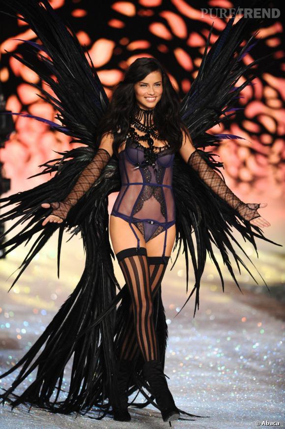 Adriana Lima et son corps parfait ... Mais à quel prix ?