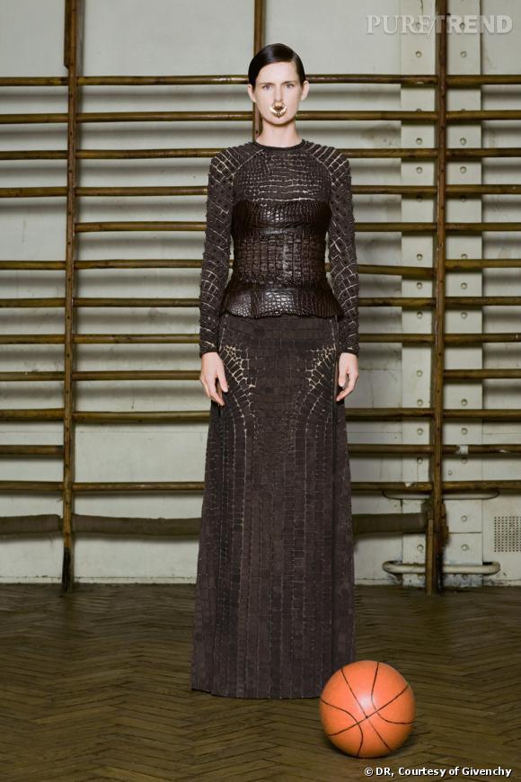 Givenchy Haute Couture printemps-été 2012
