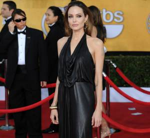 Les robes des Screen Actors Guild Awards 2012, du podium au red carpet