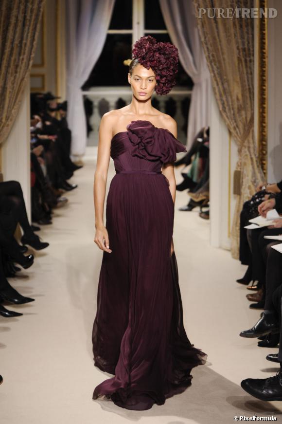 Défilé Giambattista Valli Haute Couture printemps-été 2012