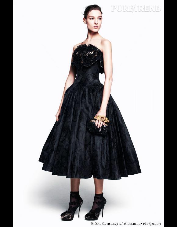 Collection Alexander Mc Queen Pre-Fall 2012