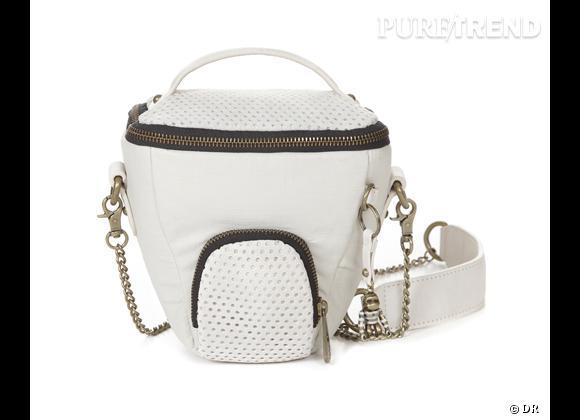 Le coup de coeur de Marijke bis  Camera Bag, Kipling x StyleScrapbook, 99,90 € à réserver sur www.25yearskipling.com
