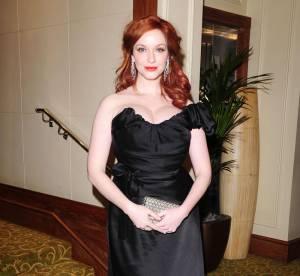 BAFTA 2012 : Christina Hendricks, poitrine assumée
