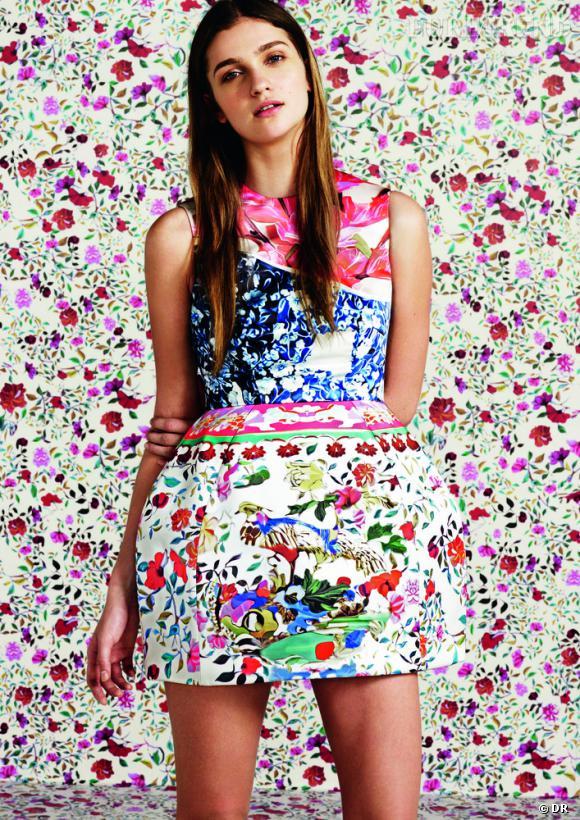 Collection Mary Katrantzou pour Topshop.