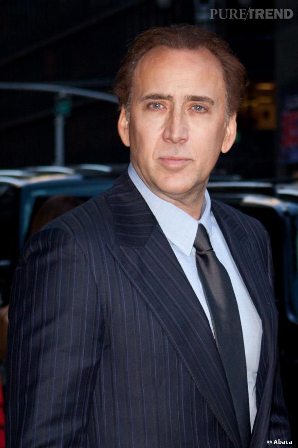 Nicolas Cage, le serial loveur du jour.