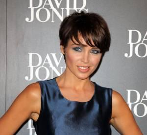 Dannii Minogue, tout en paillettes