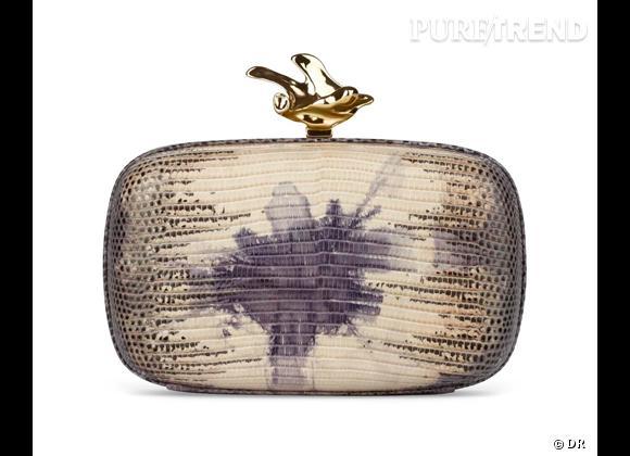 Les it-bags de cet été 2012 : Givenchy par Riccardo Tisci     Minaudière, 1250 €.