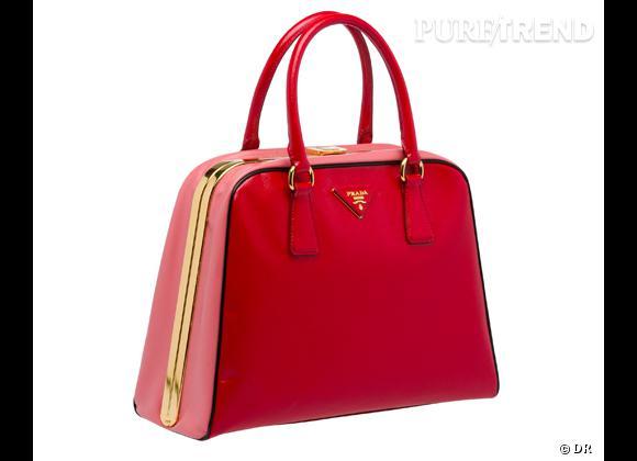 Les it-bags de cet été 2012 : Prada