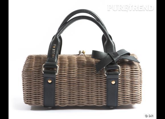 Les it-bags de cet été 2012 : Paule Ka     Sac, 390 €.