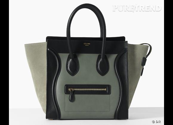 Les it-bags de cet été 2012 : Céline    Sac Luggage, 1550 €.
