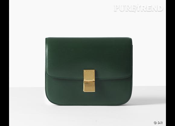 Les it-bags de cet été 2012 : Céline    Sac Classic, 2400 €.