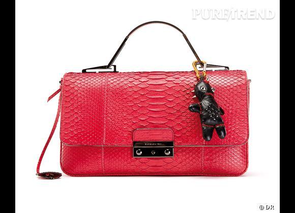 Les it-bags de cet été 2012 : Barbara Bui     Pochette, 1695 €.