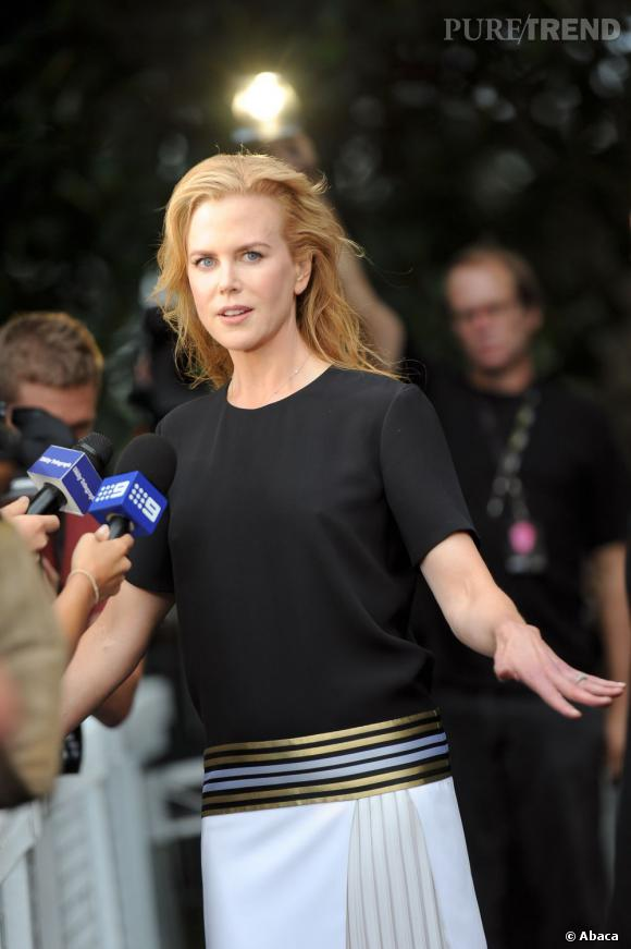 Nicole Kidman au Tropfest Film Festival à Sydney.