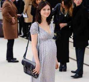 Sophie Ellis Bextor, enceinte et sexy