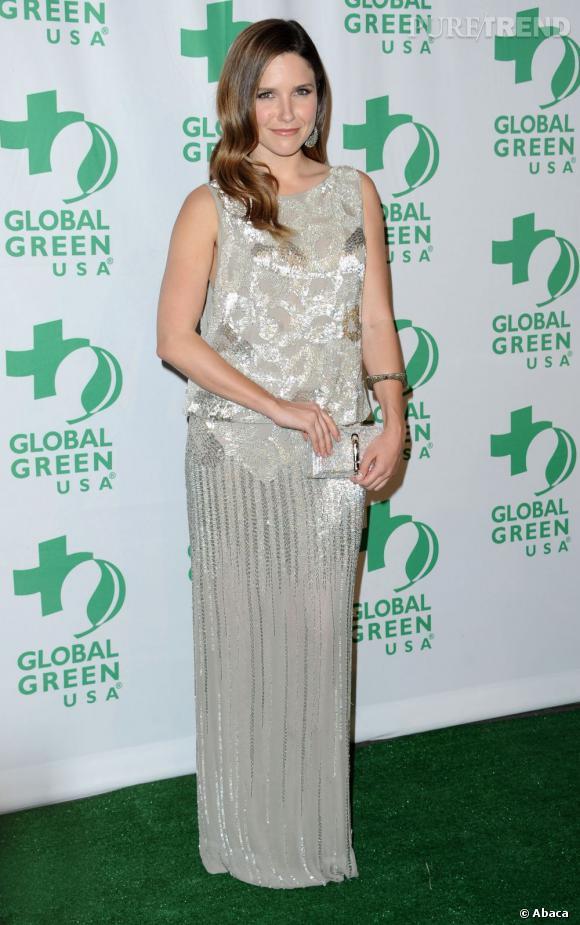 Sophia Bush à la soirée Pré-Oscars organisée par Global Green à Los Angeles.
