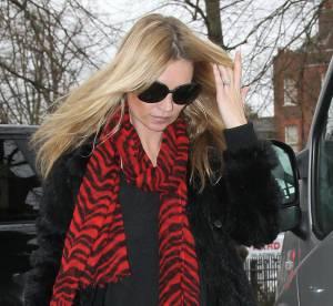 Kate Moss fait taire les rumeurs