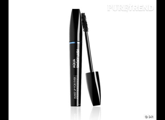 Aqua Smoky Lash de Make Up For Ever, 20,90 €.