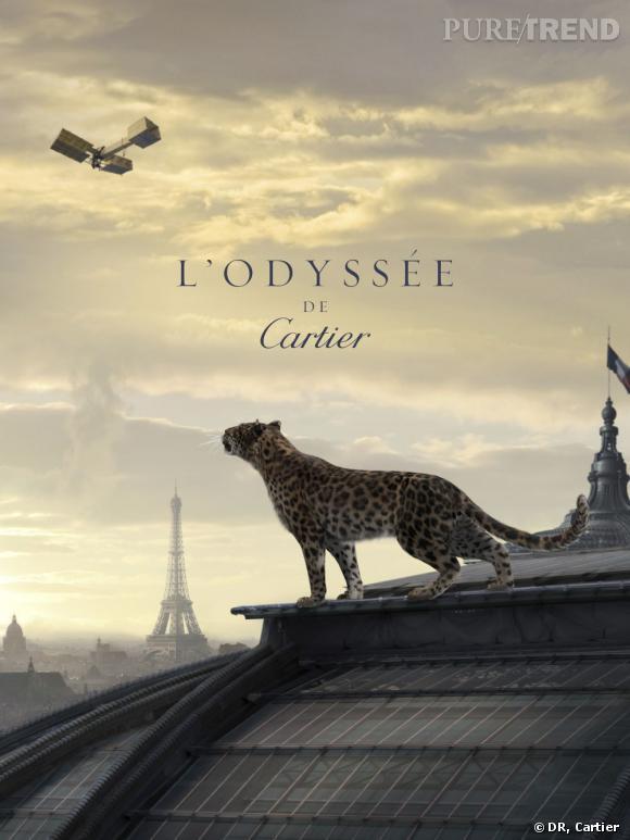 L'Odyssée de Cartier.