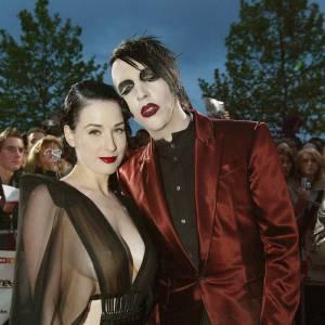 Dita Von Teese est la plus grande histoire d'amour de Marilyn Manson... Elle aura duré 6 ans de 2001 à 2007.