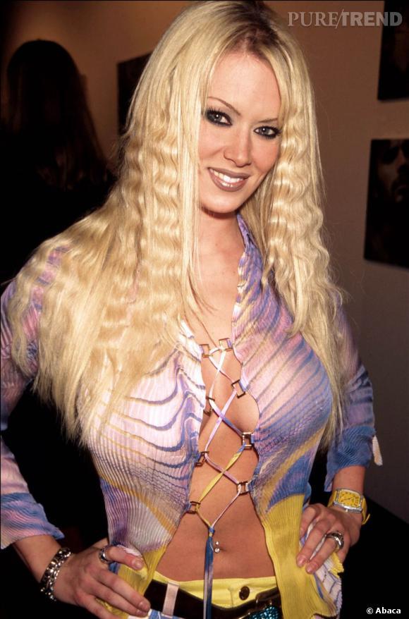 Jenna Jameson, star du X, a eu une liaison avec Marilyn Manson en 1997.