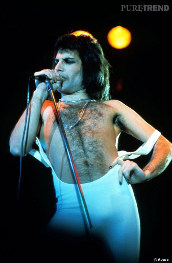 Freddie Mercury, le mythe qui ne cesse toujours pas de faire des émules.