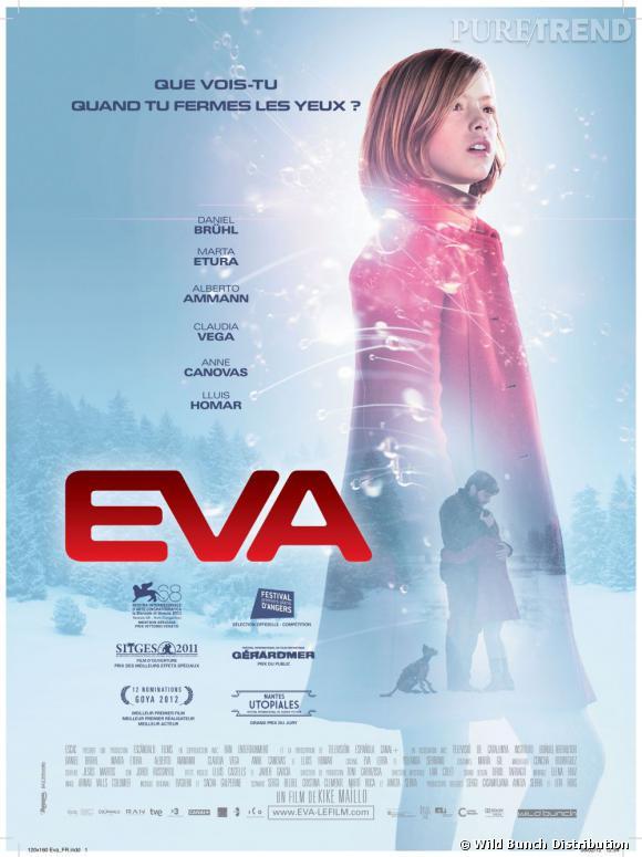 Eva, un film de science-fiction pas comme les autres, sur les écrans depuis le 21 mars.