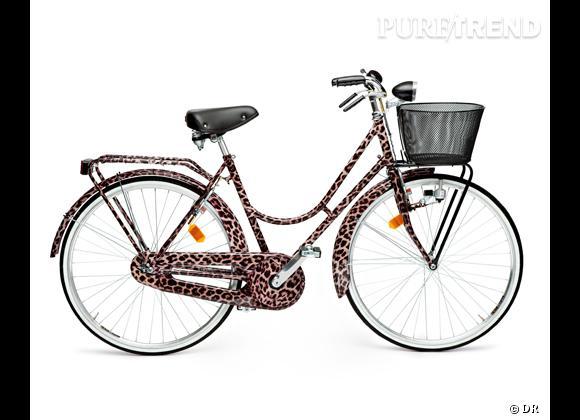 new concept 45965 fcc75 Tendance cycliste : une bicyclette griffée Vélo Dolce ...