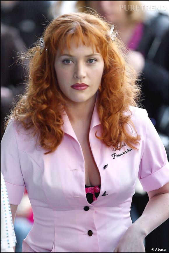 Kate Winslet n'a jamais eu peur de malmener ses cheveux sur les tournages. Cette permanente rousse était à tenter.