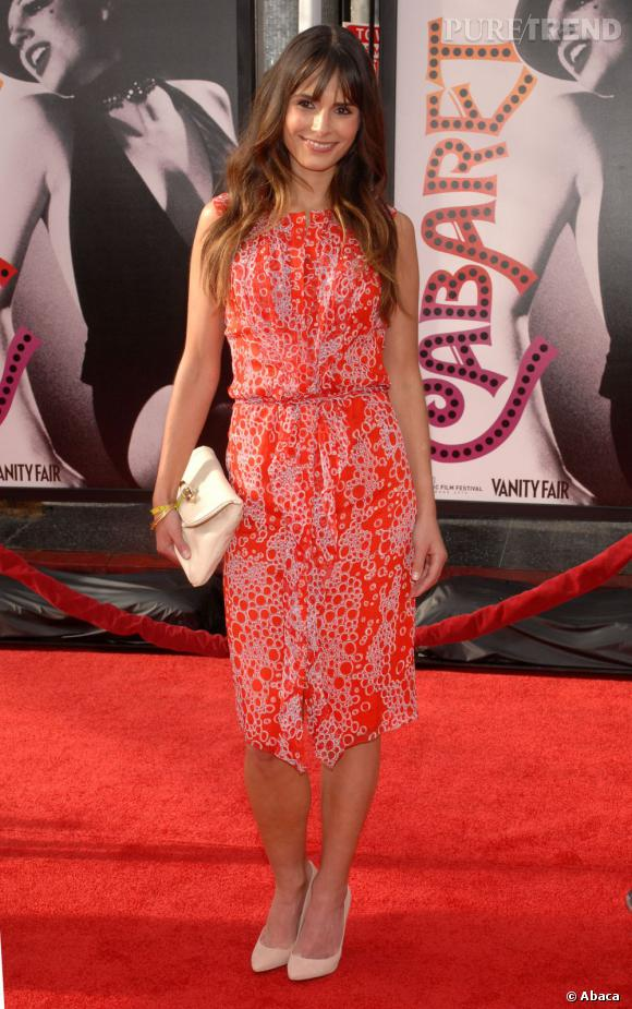 """Autre brésilienne à s'être fait un nom à Hollywood, Jordana Brewster, une actrice bien connue des fans de """"The Faculty""""."""