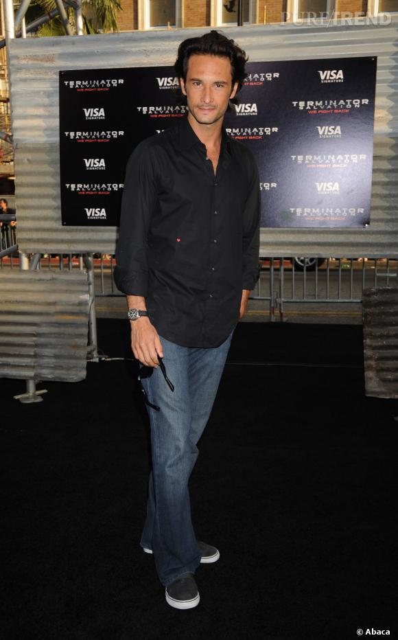 """Parmi les acteurs brésiliens a être partie à la conquête du cinéma américain, Rodrigo Santoro qu'on a vu dans """"Love Actually"""" et sur le petit écran dans """"Lost""""."""