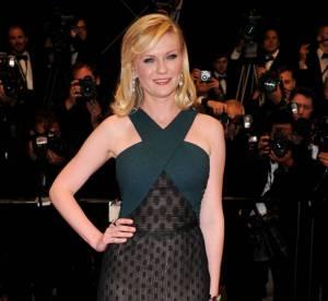 Kirsten Dunst VS Tory Burch : La robe à pois Rodarte