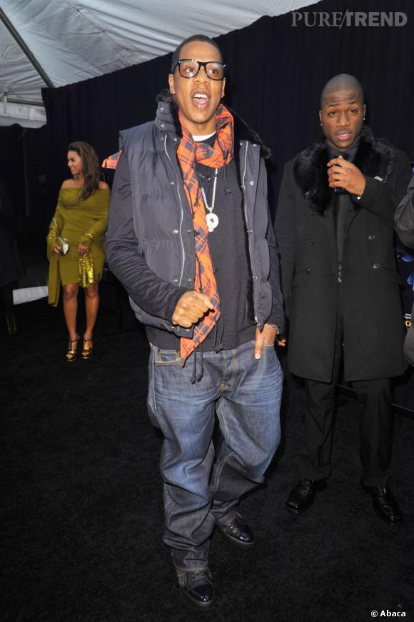 En 2009  : Jay-Z prince du rap et du style.
