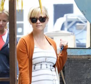 Reese Witherspoon enceinte mais entreprenante