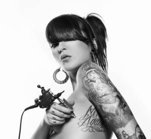 L'interview beauté d'une tatoueuse : Laura Satana
