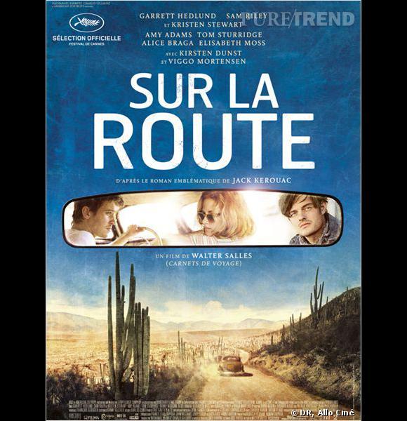 """""""Sur la route"""" de Walter Salles."""