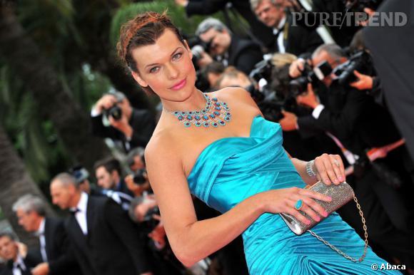 Milla Jovovich est elle aussi séduite par le Power.
